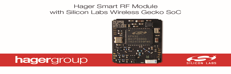 08d06f2f5a7fb Hager Group and Silicon Labs launch building automation solution